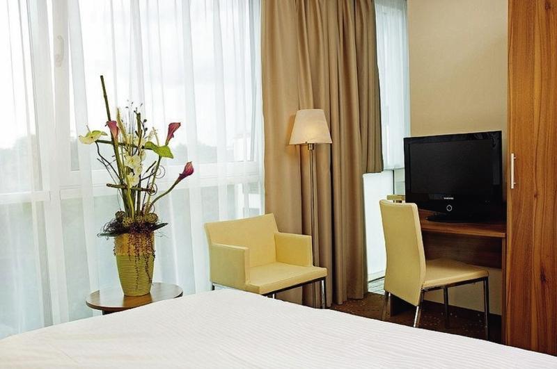 Best Western Hotel Berlin MitteWohnbeispiel