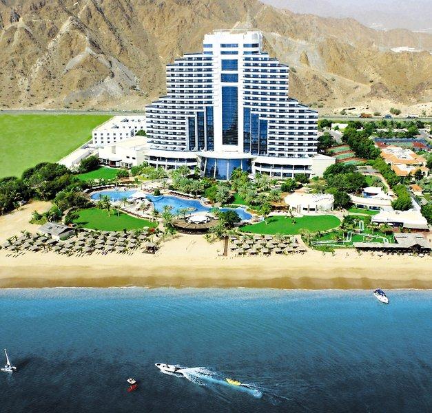 Le Meridien Al Aqah Beach ResortAuߟenaufnahme