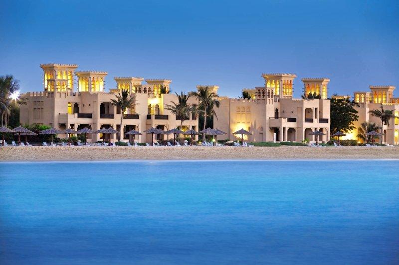 Hilton Al Hamra Beach & Golf ResortAuߟenaufnahme