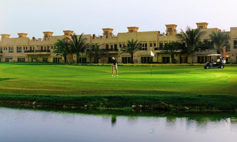 Al Hamra Village Golf & Beach ResortAuߟenaufnahme