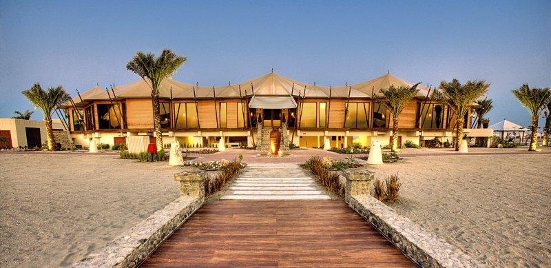 Al Wadi Desert, a Ritz-CarltonAuߟenaufnahme