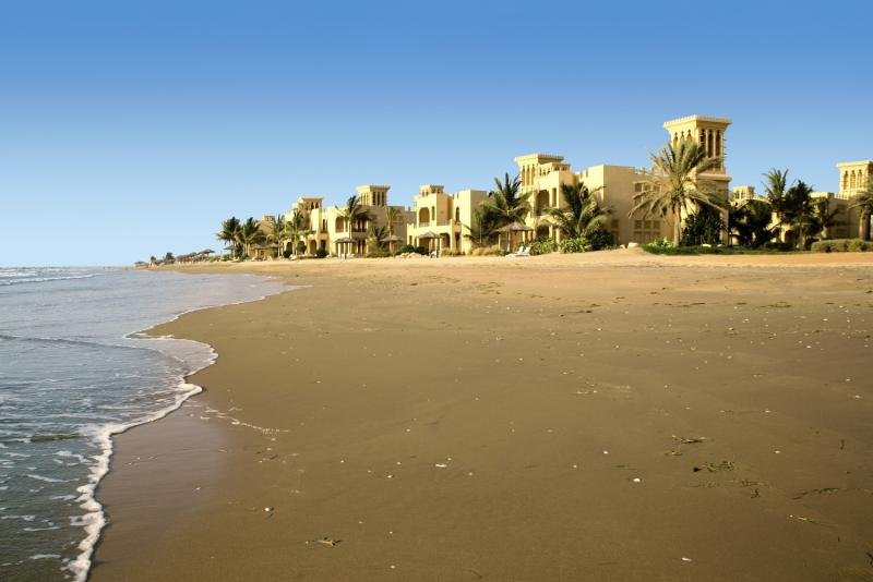 Hilton Al Hamra Beach & Golf ResortStrand