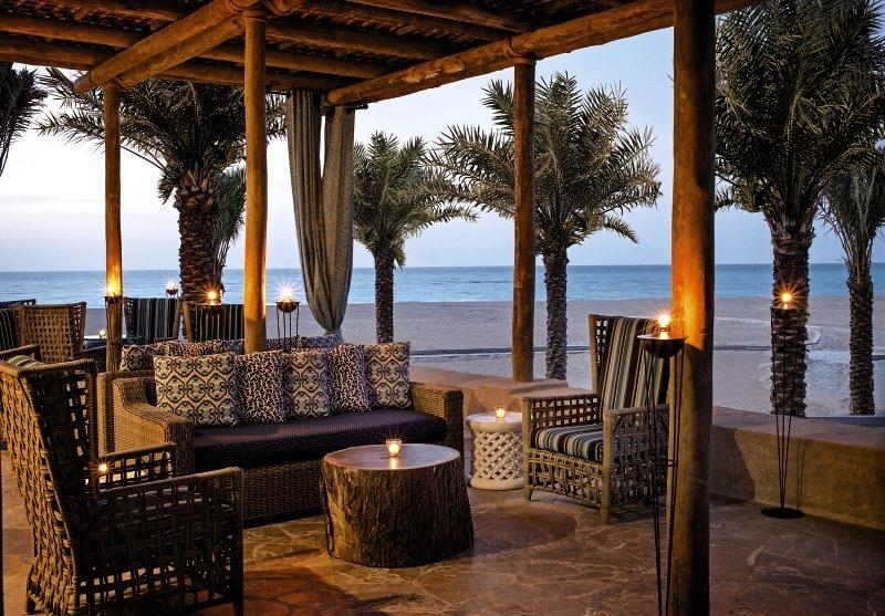 St.Regis Saadiyat Island ResortTerasse