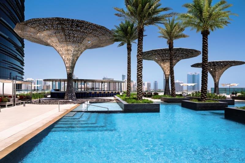 Rosewood Abu DhabiPool