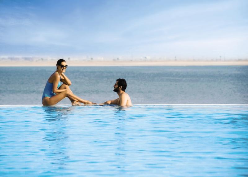 The Bay Club - DoubleTree by Hilton Resort & Spa Marjan IslandPool