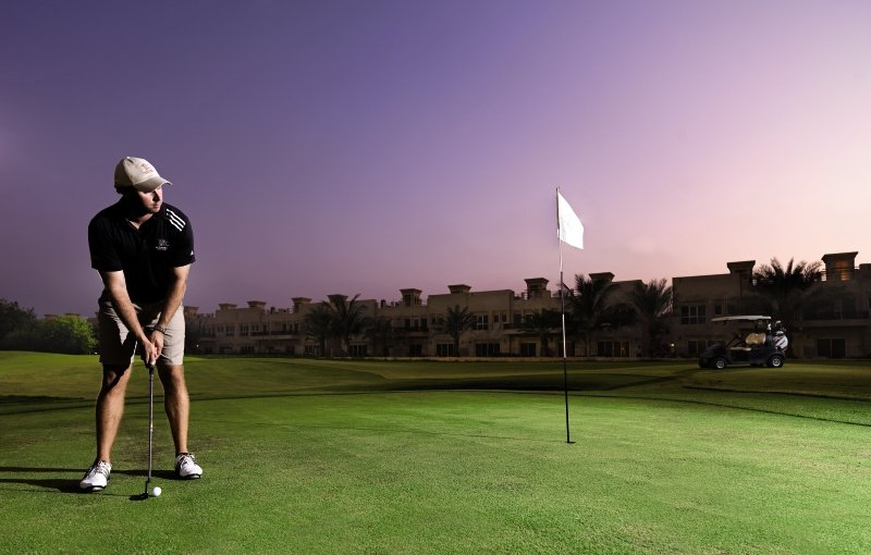 Al Hamra Village Golf & Beach ResortSport und Freizeit