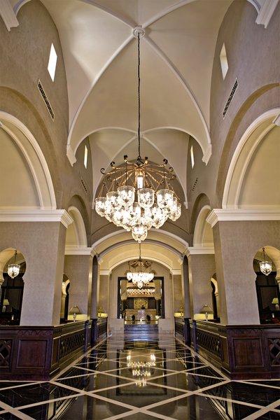 Iberotel Miramar Al Aqah Beach ResortLounge/Empfang
