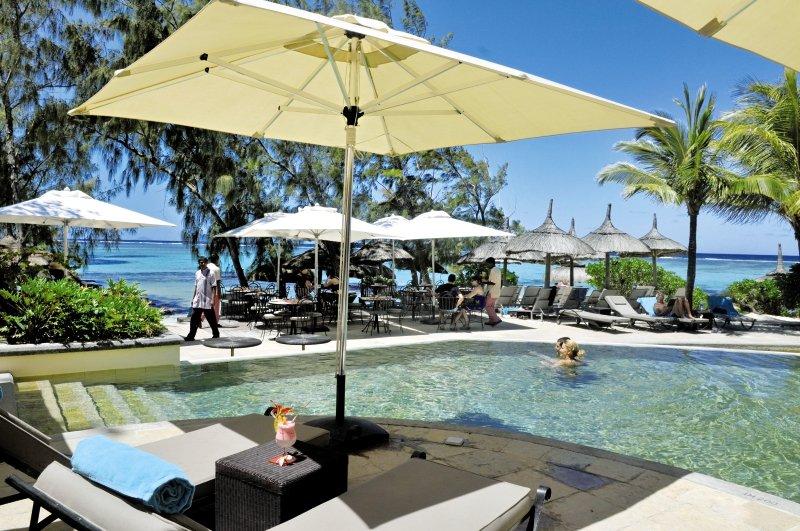 La Palmeraie By Mauritius Boutique HotelPool