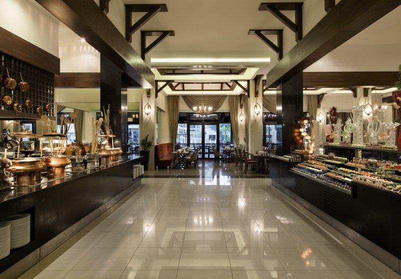 Rixos Bab Al BahrRestaurant