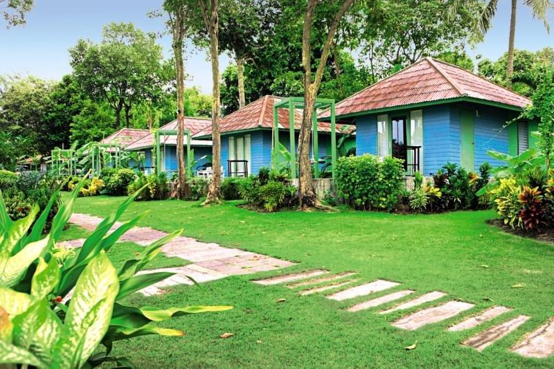 Sai Kaew Beach ResortGarten