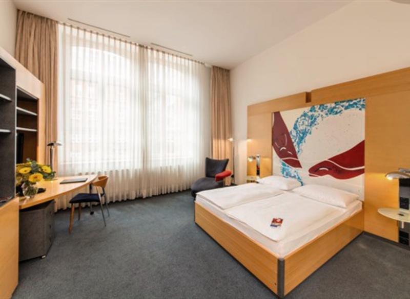 Novum Select Hotel Berlin OstbahnhofWohnbeispiel