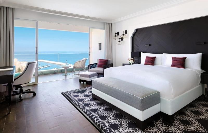 Fairmont Fujairah Beach ResortWohnbeispiel
