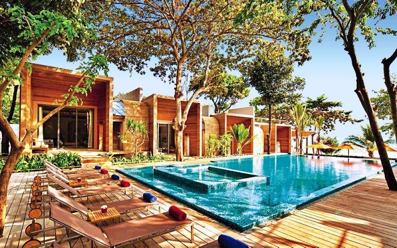 Sai Kaew Beach ResortPool