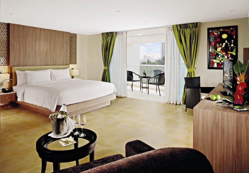 Centara Pattaya HotelWohnbeispiel