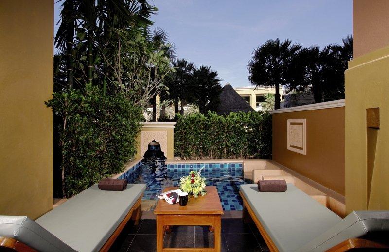Rawai Palm Beach ResortTerasse