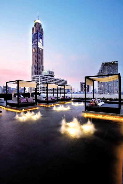 Centara Watergate Pavillion Hotel & SpaAuߟenaufnahme