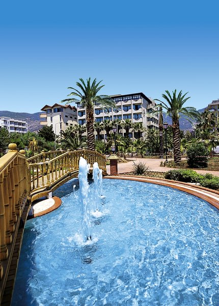 Gardenia HotelPool