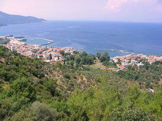 Thassos + Olympische Riviera