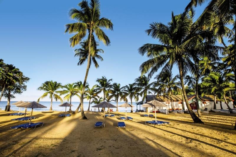 Langley Resort Fort Royal in Bas Vent - Deshaies (Basse-Terre - Île Guadeloupe) ab 1159 €