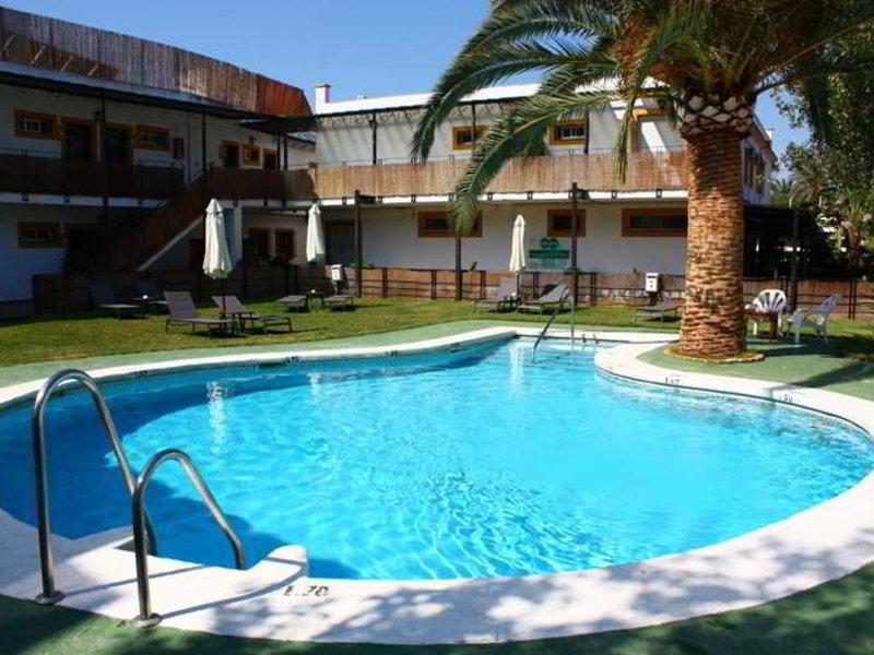 Hotel Campomar Playa Costa de Luz