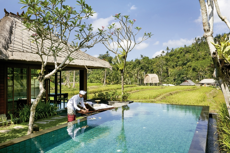 Ubud (Gianyar - Insel Bali) ab 2475 € 2