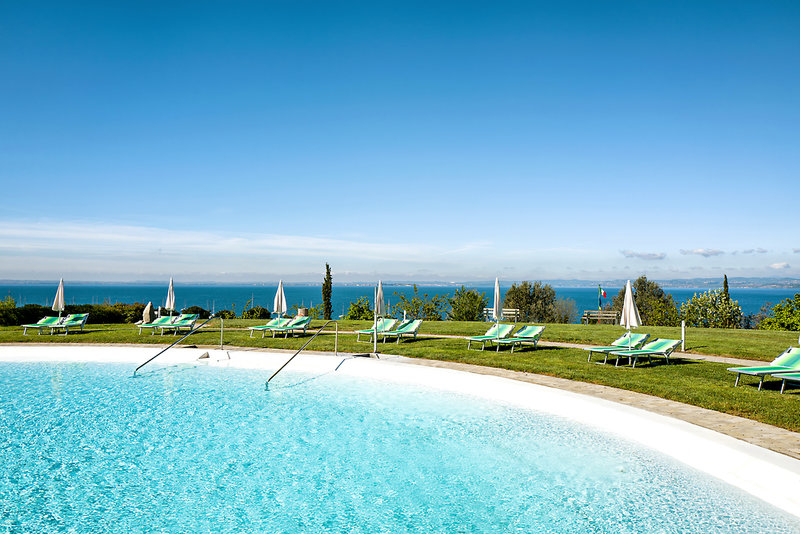 7 Tage in Bardolino (Lago di Garda) Parc Hotel Germano Suites & Apartments