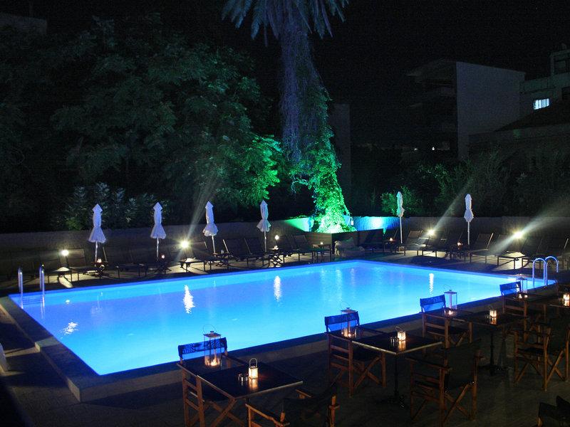 Amphitryon Boutique Hotel in Rhodos Stadt (Insel Rhodos) ab 702 €