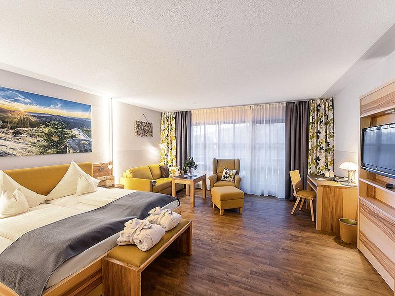 Wellness- & Wohlfühl Hotel Waldeck in Bodenmais ab 306 €
