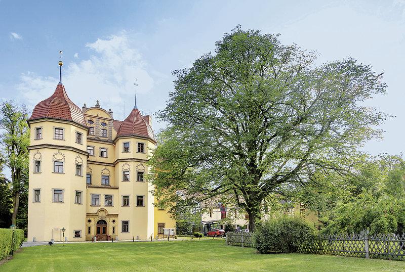 Schlosshotel für Ruhesuchende