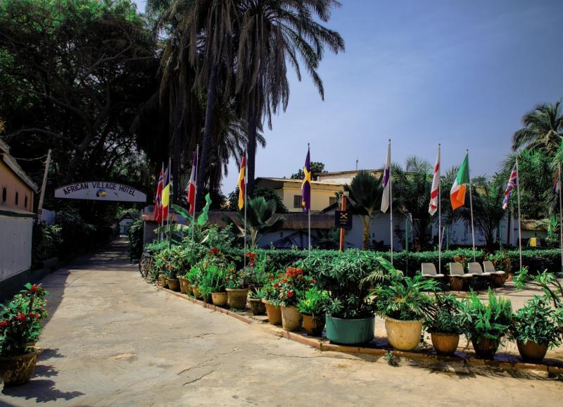 7 Tage in Cape Point (Serekunda - Banjul) African Village