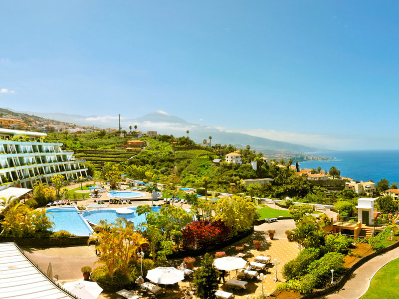 Top Spanien-Deal: La Quinta Park Suites in Santa Ursulaab 581€
