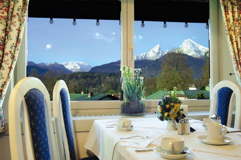 7 Tage in Berchtesgaden Treff Alpenhotel Kronprinz