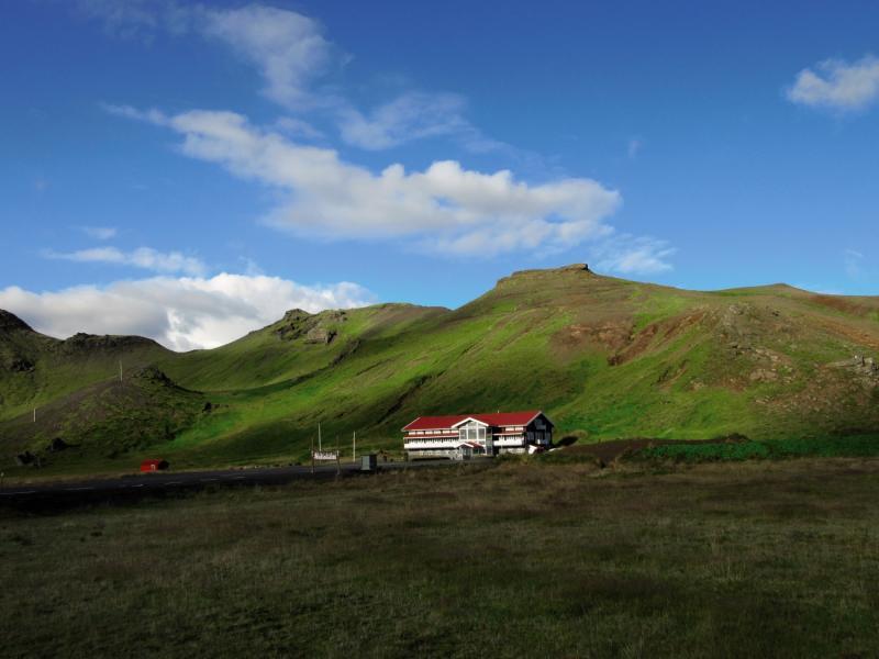 7 Tage in Reykjavik Odinsve
