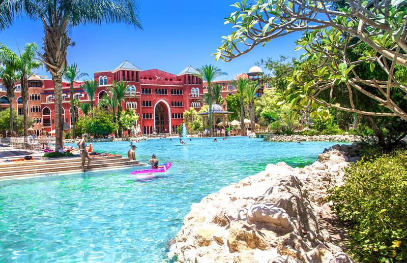 Top Ägypten-Deal: Grand Resort in Hurghadaab 288€