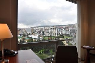Holiday Inn Express Quito in Quito, Ecuador W