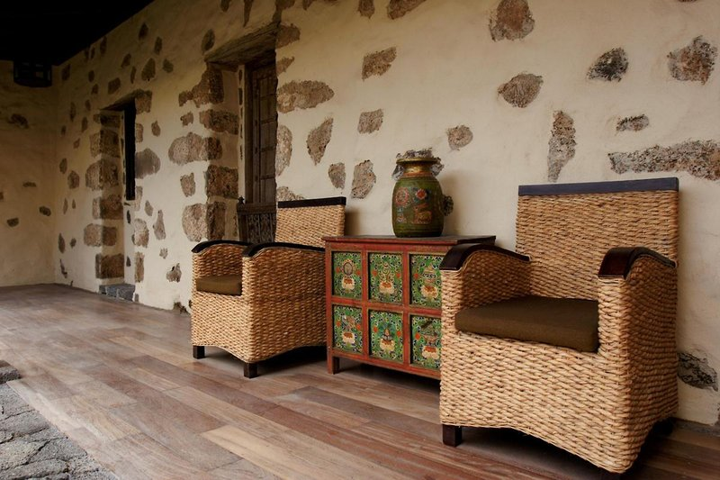 Hotel Boutique und Villas Oasis Casa Vieja in La Oliva, Fuerteventura L