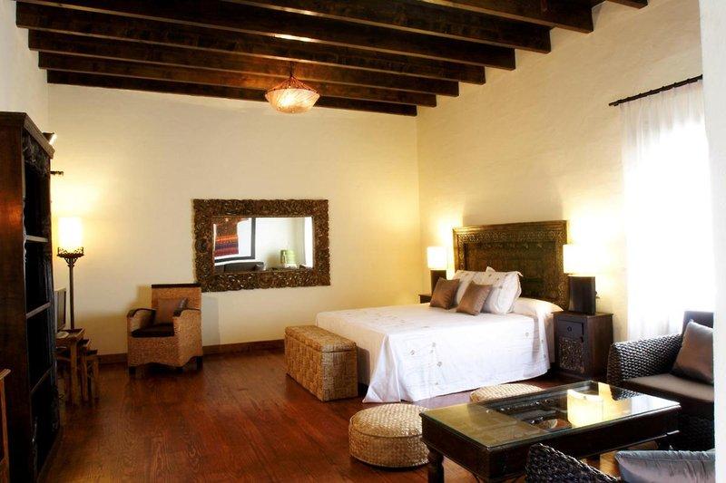Hotel Boutique und Villas Oasis Casa Vieja in La Oliva, Fuerteventura W