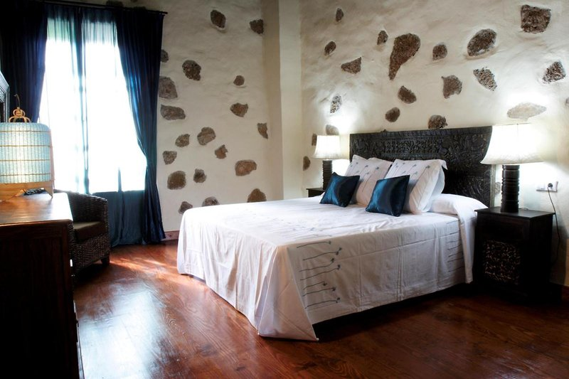 Hotel Boutique und Villas Oasis Casa Vieja in La Oliva, Fuerteventura