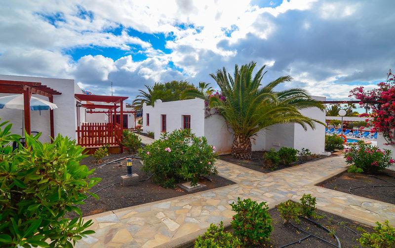 Castillo Beach Bungalows in Caleta de Fuste, Fuerteventura GA