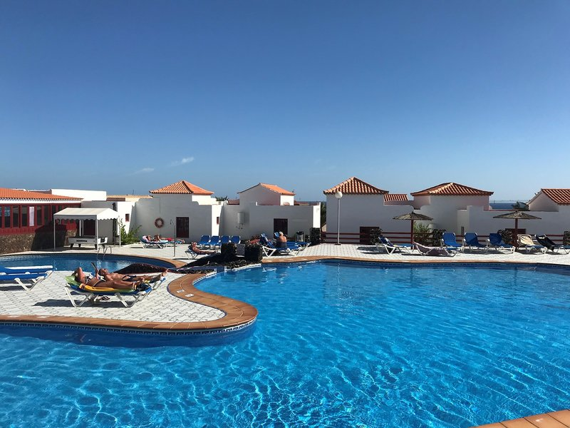 Castillo Beach Bungalows in Caleta de Fuste, Fuerteventura P