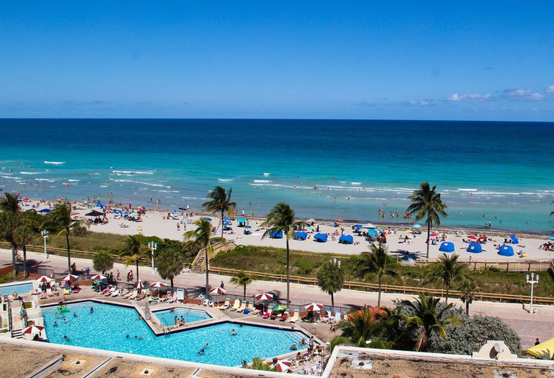 Hollywood Beach Resort in Hollywood Beach, Florida - Ostküste A