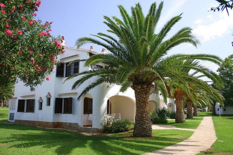 Son Bou Gardens in Son Bou, Menorca A