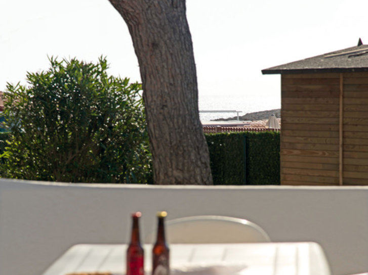 Apartamentos Cala Blanca in Cala Blanca, Menorca W