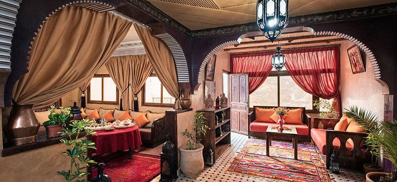 Riad Atlas Prestige in Imlil, Zentralmarokko