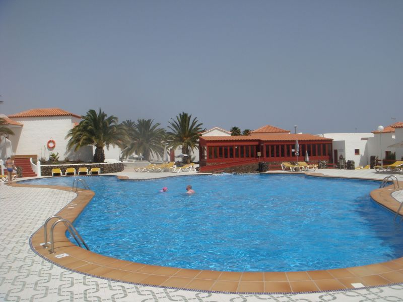 Castillo Beach Park in Caleta de Fuste, Fuerteventura P