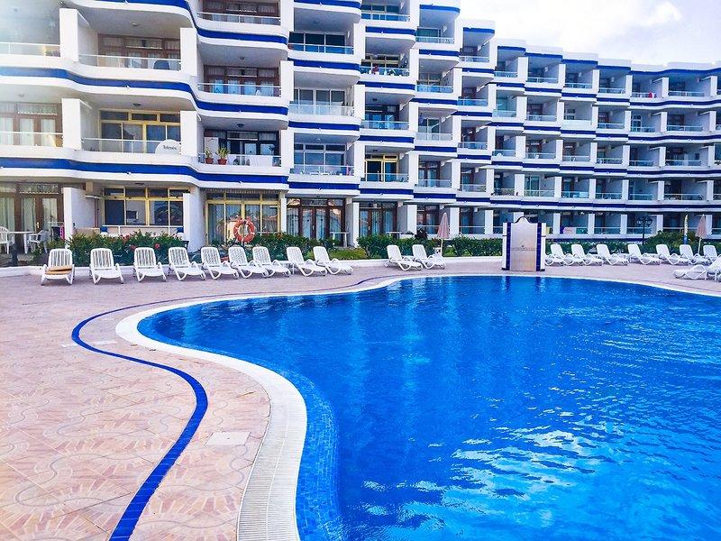 Apartamentos Tamarán in Playa del Inglés, Gran Canaria P