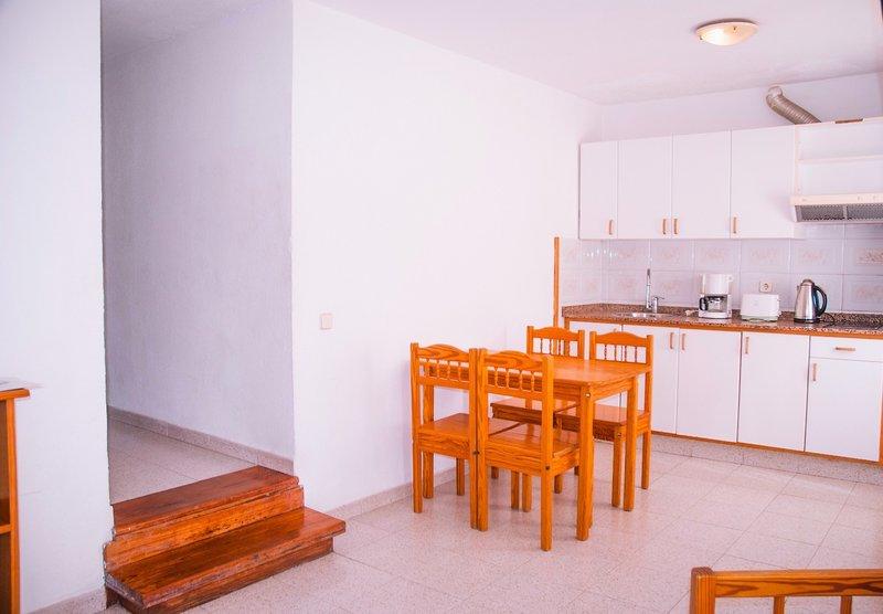 Apartamentos Tamarán in Playa del Inglés, Gran Canaria