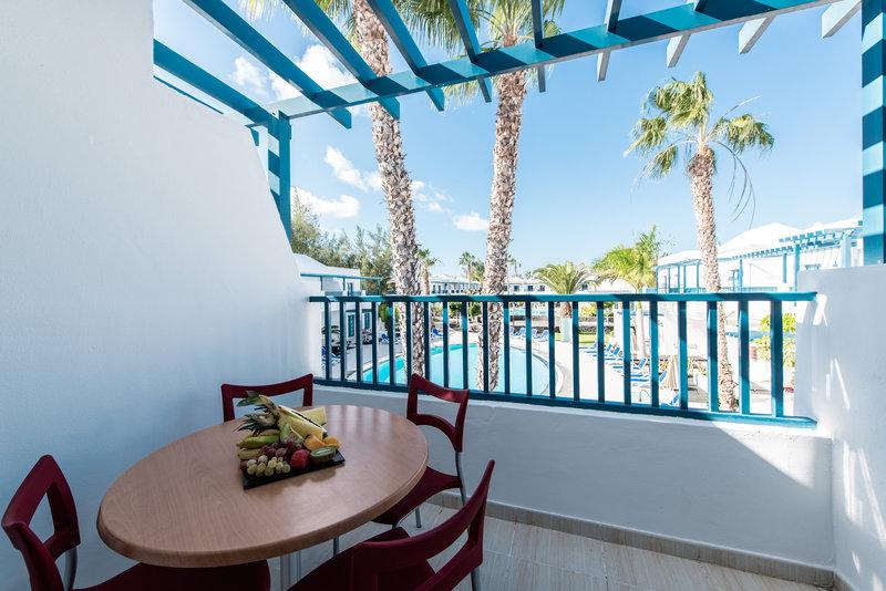 Hotel THB Tropical Island in Playa Blanca, Lanzarote W
