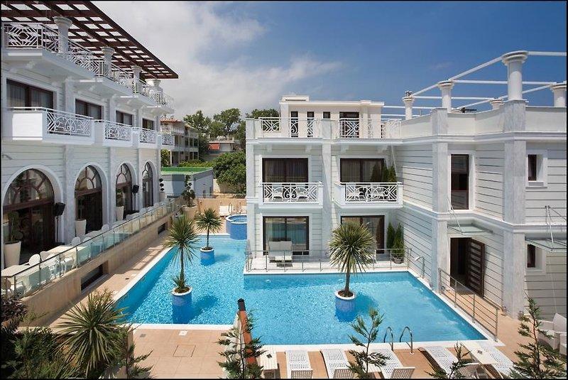 Royal Palace Resort und Spa in Platamonas, Olympische Riviera