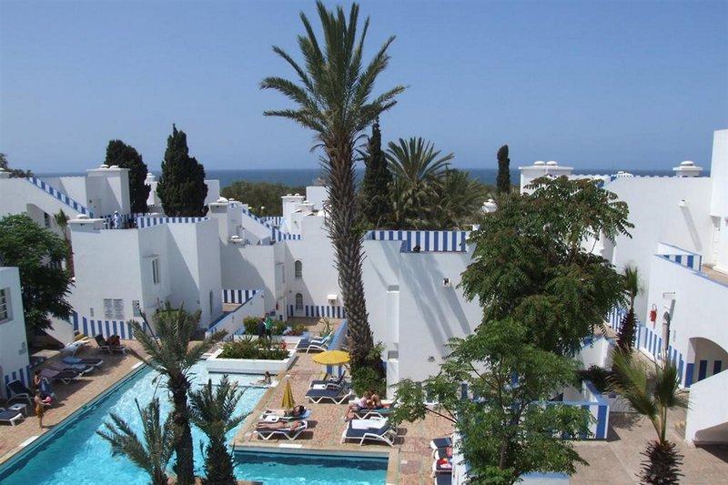 Hotel Tagadirt in Agadir, Agadir und Atlantikküste R